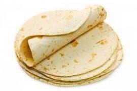 Tortilla Ekmeği Çeşitleri